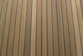 Teak Decking For Superyachts Production Or Runabout